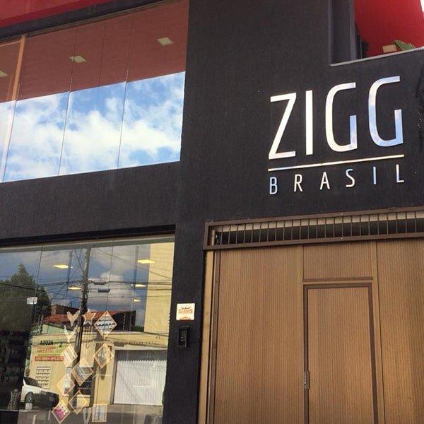 Fachada Zigg Brasil