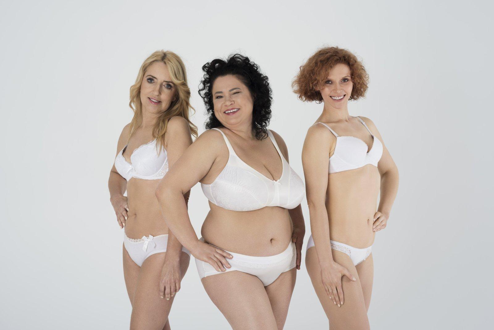 O sutiã ideal para cada tipo de corpo - Zigg Brasil Aviamentos